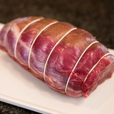 Family #venison roasting joint, ideal for any #SundayLunch