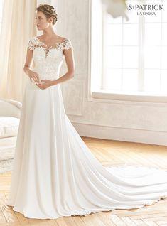 Do nude ao preto: 31 vestidos de noiva coloridos Vestidos e