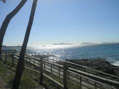 Islas Cies, desde Canido, Vigo