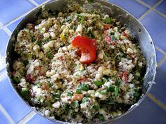 GGC Quinoa salad