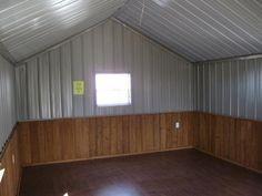24x40 Aframe | Steel buildings, Steel garage, Building a ...
