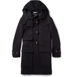 CarvenWool and Cashmere-Blend Duffle Coat MR PORTER