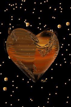 Buenas noches !! Wallpaper Nature Flowers, Beautiful Nature Wallpaper, Heart Wallpaper, Love Wallpaper, Animated Heart, Animated Love Images, Love Heart Gif, Heart Art, Coeur Gif