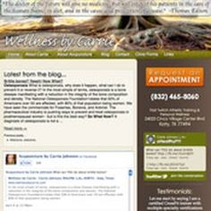 great color theme for your website.  http://www.goldentouchacupuncture.com/wellness-by-carrie/