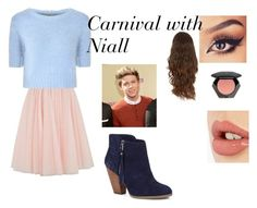 """Carnival with Niall"" by jazzybarrera on Polyvore featuring Ted Baker, Glamorous, Sole Society, Charlotte Tilbury and H&M"