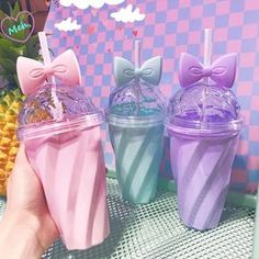 This adorable bow water bottle is perfect for little boys and girls wanting to show off their smol and cute age regression side while being beyond ado. Cute Water Bottles, Baby Bottles, Plastic Bottles, Drink Bottles, Little Boy And Girl, Boy Or Girl, Things To Buy, Girly Things, Jars