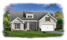 Turner | Custom Homes Savannah GA | Konter Quality Homes