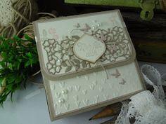 Box, Karten, Für Dich, Kirschblüte, Saharasand,