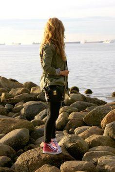 a fashion love affair: By The Sea.