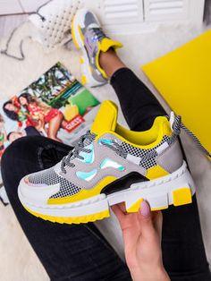 Dámske žlté viacfarebné tenisky LA67PZL Huaraches, Nike Huarache, Sneakers Nike, Sport, Outfit, Fashion, Nike Tennis Shoes, Tall Clothing, Deporte