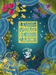 N 26 - Le voyage de Zadim / ed. Milan.