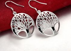 Tree Of Life Earrings – bepassion