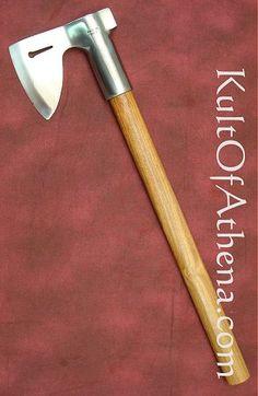 Medieval Archer Axe