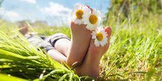 Wellness Wiese Erholung Entspannung | Reisehummel.de