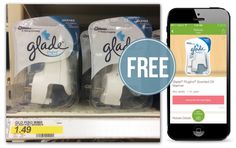 FREE Glade PlugIns Scented Oil Warmer at Target | Get FREE Samples by Mail | Free Stuff