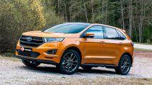 Ford Edge 2017 foto