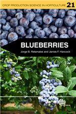 Nyt myös e-kirjana: Blueberries / Jorge Retamales and James F. Hancock.
