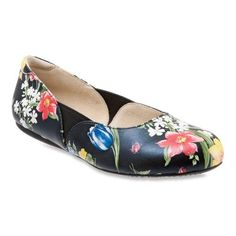 SoftWalk Women's Norwich Flats Shoes, Size: 7 2A(N) US, Multi