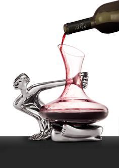 Brandy and Wine. Check Out The Article Below For A Great Source Of Wine Tips. Wine is a fairly vast topic. Keep these tips in mind to ensure your next experience with wine Alcohol Glasses, Types Of Wine, Woman Wine, Cheap Wine, In Vino Veritas, Kitchen Art, Wine Decanter, Wine Bottles, Red Wine