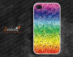 white iphone 4 case  iphone 4s case colorful iphone by janicejing, $13.99