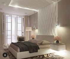 You will probably be staying at a hotel room sooner or another. Hotel Bedroom Decor, Hotel Inspired Bedroom, Hotel Bedroom Design, Bedroom False Ceiling Design, Master Bedroom Interior, Plafond Design, Bedroom Design Inspiration, Luxury Interior, Interior Design