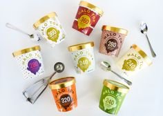 Halo Top Ice Cream Review – Only 240 calories per pint