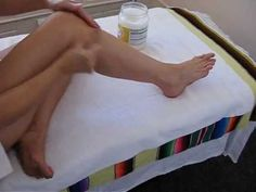 Gua Sha Self Treatment for Lower Extremities - YouTube