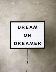 Positive Quotes : Dream on dreamer. - Hall Of Quotes Words Quotes, Me Quotes, Motivational Quotes, Inspirational Quotes, Dream Quotes, Beauty Quotes, Sassy Quotes, Quotes To Live By, Positive Quotes For Life