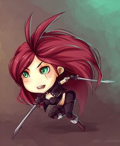 Another Chibi from =5-ISH on Deviantart.
