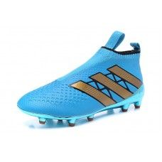 pretty nice 091a0 d0f47 Best 2017 Adidas ACE 16 Purecontrol Blue Gold Football Boots