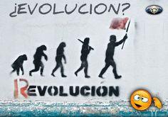 Presente Consciente: Revolución... ¿ EVOLUCIÓN ?