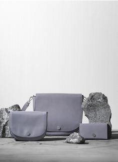 Bag: Kenilworth. Bag: Fareham. Wallet: Elisa.
