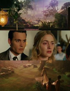 -What is it like? Neverland?  - One day I'll take you there  (Finding neverland)