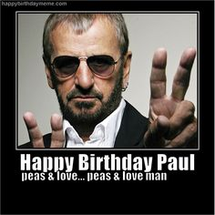 Explore the best Ringo Starr quotes here at OpenQuotes. Quotations, aphorisms and citations by Ringo Starr Ringo Starr, Paul Mccartney, Bryan Adams, Robbie Williams, Bruce Springsteen, George Harrison, John Lennon, Heavy Metal, The Beatles