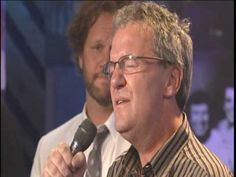 """""""Mary Did You Know"""" By Mark Lowry/David Phelps/Guy Penrod (2008)--Mark Lowry is the original writer & singer of this song, the best version I've heard."""