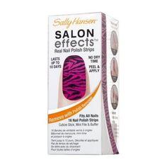 Sally Hansen Salon Effects - Animal Instinct