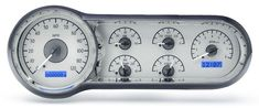 Dakota Digital 53 54 Chevy Car Instruments Analog Dash Gauges Kit VHX-53C New #DakotaDigital