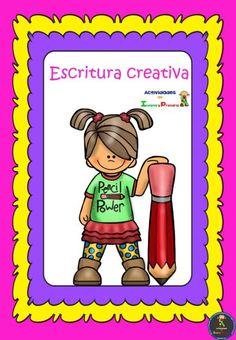 Trabajamos la expresión escrita y escritura creativa.
