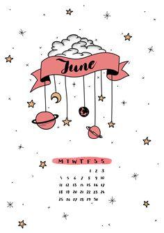 bullet journal: JUNE cover sheet – royaltuesday