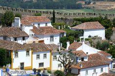 Obidos, Portugal  Foto: Priscila Roque/ Cultuga