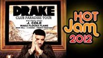 Drake: Hot Jam 2012  Monday June 11, 2012  Comcast Theatre