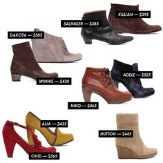 Label Love: Coclico, Eco-Friendly Shoes for Fashion Forward Tree Huggers on http://www.poshglam.com