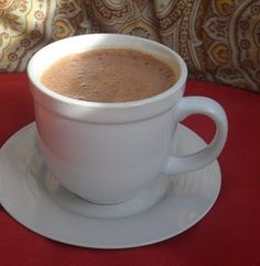 Dairy-Free Hot Cocoa