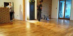 Brúsenie drevených podláh residencie | Interier studio Hardwood Floors, Flooring, Studio, Wood Floor Tiles, Study, Studios, Wood Flooring, Floor, Paving Stones