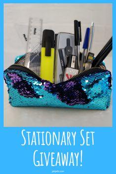 Stationary Set Giveaway!