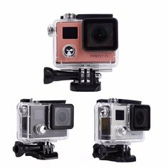 NEWEST Hawkeye Firefly 7S 4K Waterproof 20M HD Action Sports DV Camera Recorder For RCDrone High Quality //Price: $94.12//     #electonics