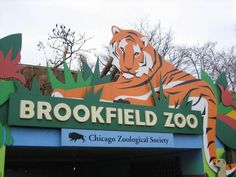 Brookfield Zoo in Brookfield, IL (a suburb of Chicago)