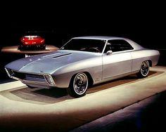 """1964 """"Nova II"""" concept car"""