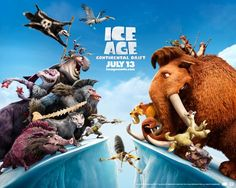 "Ice age 4: Continental drift"" (2012)"