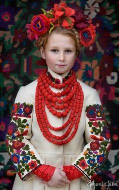 Ukraine style, #Jewellery, #Colorful, #Inspiration